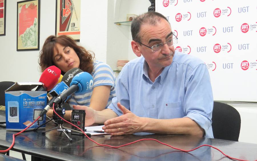 UGT denuncia el incumpliento de la Junta del acuerdo antiincendios que provoca la pérdida de 57.000 euros para trabajadores en León