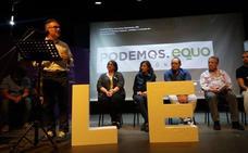 Podemos-Equo presenta sus 20 propuestas «estrella» para León en su asamble abierta
