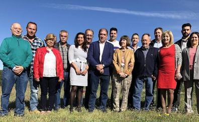 El PSOE apuesta por «el trabajo y la cercanía» para revalidar la Alcaldía de Valdefresno