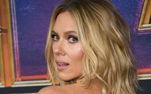 Scarlett Johansson se casa por tercera vez