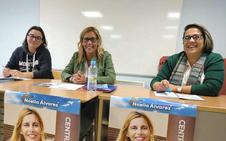 Álvarez se esforzará por lograr de la Junta el alumbrado público entre Ferral y San Andrés del Rabanedo