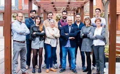 Miguel Ángel del Egido y su equipo tienen un proyecto de futuro para Santa María del Páramo