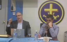 Jorge Revenga: «¿Es machista y antidemocrática nuestra Semana Santa?»