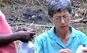 Entierran a la misionera burgalesa Inés Nieves Sancho asesinada en la República Centroafricana
