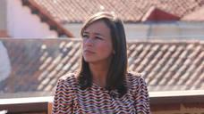 Encuentro de Gemma Villarreol con leonoticias en el Camarote Romántico