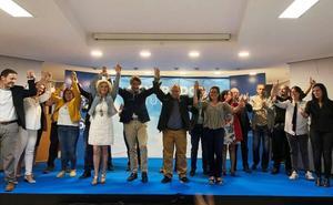 Javier Carrera encabeza la candidatura del PP en La Bañeza en busca «del cambio, el crecimiento y la dinamización»