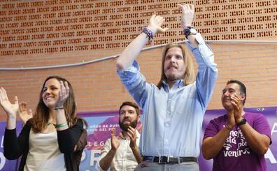 Podemos quiere protagonizar «el cambio» para decir adiós «al exilio y a la precariedad en León»