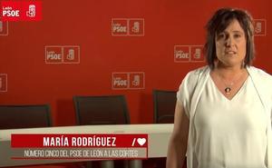 El PSOE apuesta en un nuevo vídeo de campaña por el sector biotecnológico leonés