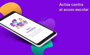 Andrea, la aplicación para denunciar el acoso en el colegio