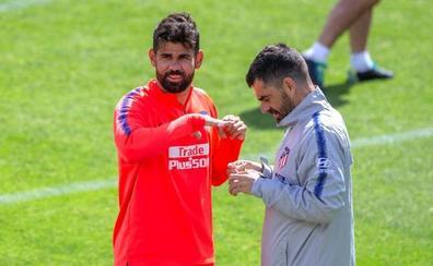 Diego Costa sólo sufre un esguince de grado II
