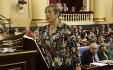 Salvador Vidal, Mª Carmen Morán y Constantino Marcos Álvarez, adquieren su condición plena de senadores