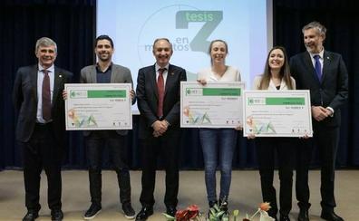 La Universidad de León se alza con los tres premios de la final del concurso 3MT de debate