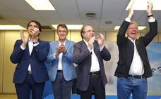 Herrera llama al voto de centro derecha: «En estas elecciones nos estamos jugando el pan»