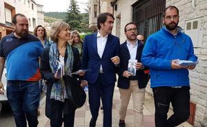 García Tejerina subraya que el PP es «gestión, experiencia y resultados»