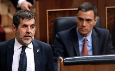 La cita de Jordi Sànchez con el Rey, el próximo conflicto de la legislatura