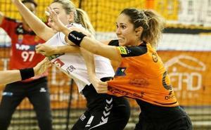 Mireya González jugará en el Valcea rumano la próxima temporada