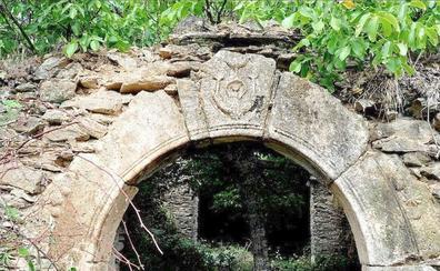 ¿Dónde está la 'piedra del Grial' de la ermita de Robledo de Omaña?