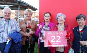 Camino Cabañas apela a la movilización para que los vecinos sea «el concejal 22» de San Andrés