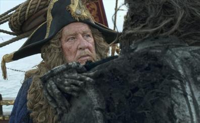 El actor Geoffrey Rush, indemnizado por difamación