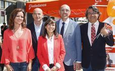 Ciudadanos apuesta por sus «ideas frescas» para ser la «ola de cambio naranja» en León y provincia