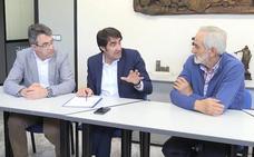 La nueva PAC, los regadíos y las incorporaciones al campo centran la reunión del PP y Ugal