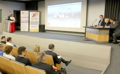 Una treintena de empresas analizan en León las oportunidades de negocio entre Australia y España