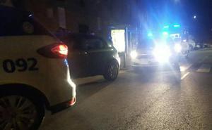 La Policía de Valladolid intercepta a un condutor sin carné, sin ITV y sin seguro circulando a gran velocidad por Isabel la Católica
