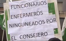 La sanidad leonesa llama al colectivo a votar con su bata o pijama de trabajo para protestar contra el «sacylismo»