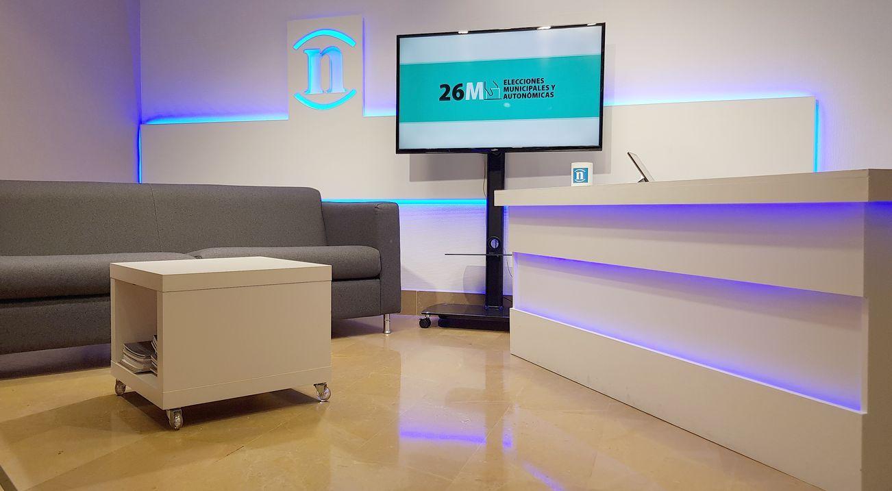leonoticias.tv emite en directo un especial informativo de cinco horas en la intensa jornada electoral