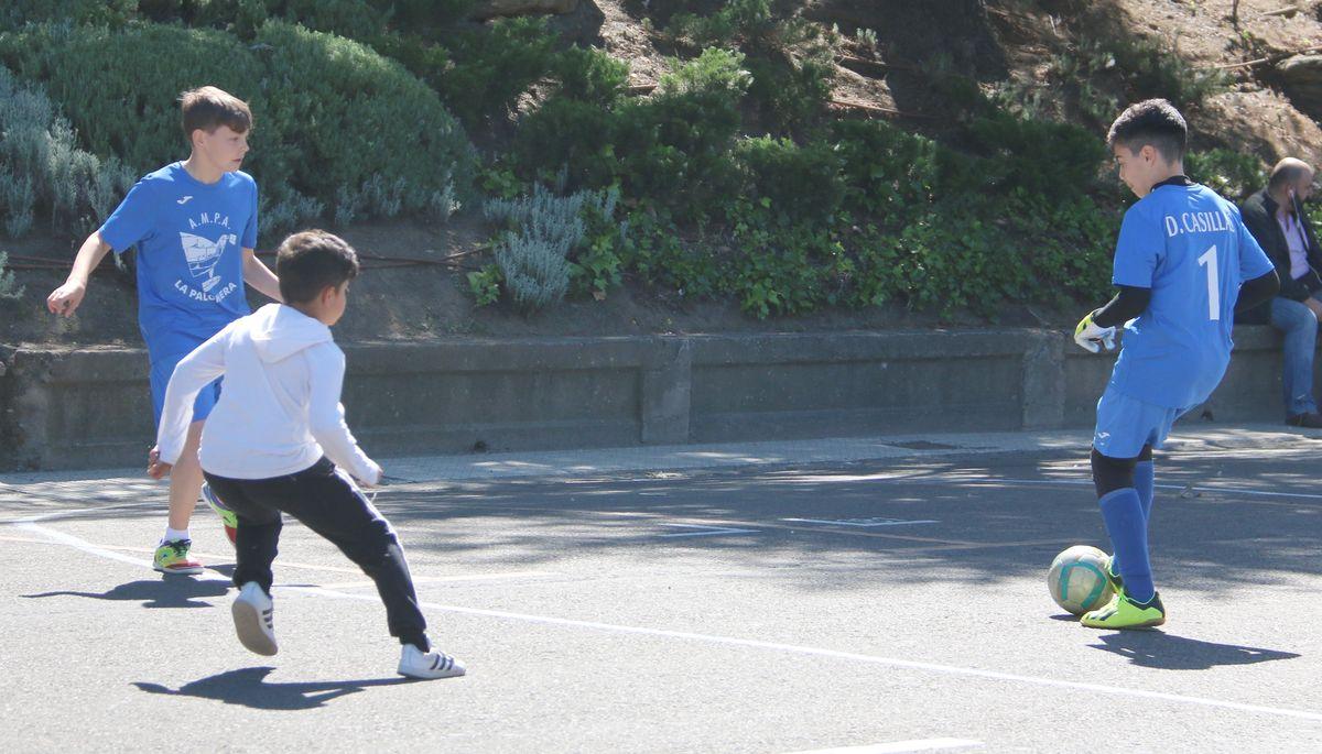 El deporte sale a la calle en Municipalia