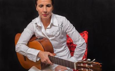 La música de Esther Lanzón, protagonista del ciclo Palabra y Literatura en Gordoncillo - La panera de las letras