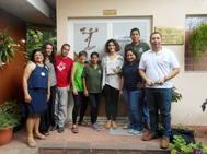 La ONG 'Haces Falta', en su proyecto desarrollado en Guadalupe en El Salvador