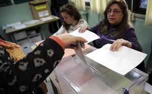Constituidas el 100% de las mesas electorales de León y la comunidad