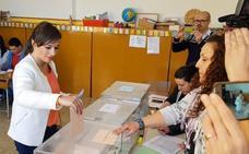 Gemma Villarroel (Cs) llama a participar en busca del «cambio» en el Ayuntamiento de León