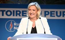 Marine Le Pen resucita pero toca techo