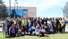 Premios 'Unidos por generaciones' de la ULE
