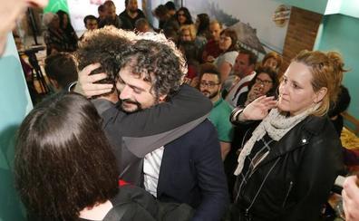 Sarrión anuncia que dimitirá como coordinador regional de IU tras perder el escaño de la provincia de Valladolid