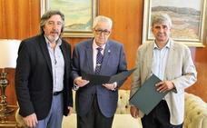La Universidad de León cede un espacio para la recogida de documentación sobre la Semana Santa