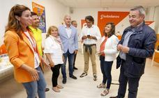 Silván ofrecerá a Cs un 'gobierno conjunto' para el Ayuntamiento