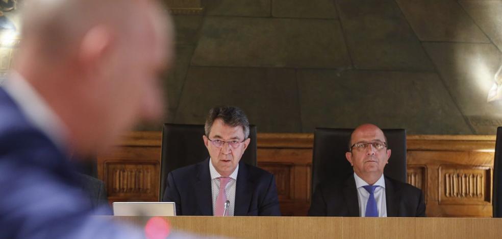 El PSOE gana la Diputación de León al lograr un diputado más que el Partido Popular