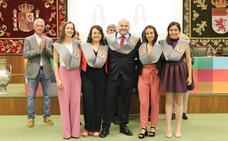 Celebrada la Graduación de la VI Promoción del grado de Enfermería de la ULE