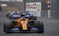 McLaren y Sainz tiran de coraje para recuperar el ánimo