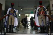 Exposición en la Subdelegación de Defensa