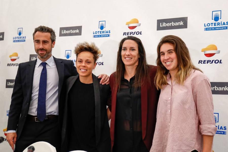 Amanda Sampedro: «El Mundial va a marcar un antes y un después en el fútbol español»