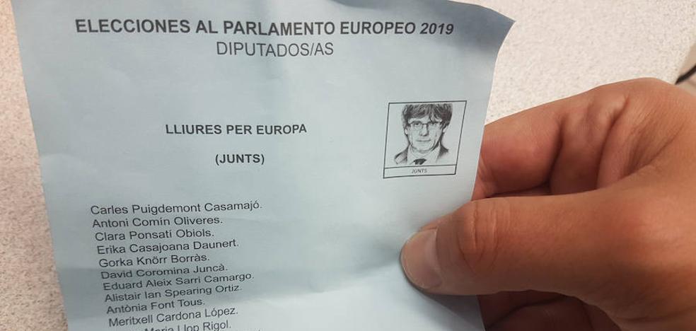 199 leoneses votan a Puigdemont y hacen que la provincia sea donde más apoyo recibe