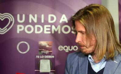 Pablo Fernández se despide de las Cortes: el voto CERA no le devuelve su escaño