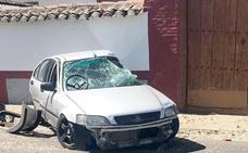 Un fallecido y tres heridos tras un grave accidente de tráfico en Villabalter