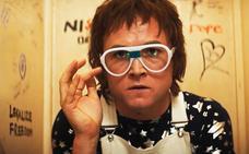 Taron Egerton: «Me enamoré de Elton John para poder interpretarlo»