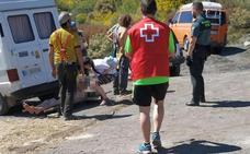 Localizan semidesnudo en el monte a un hombre desaparecido durante tres días en Mataveneros