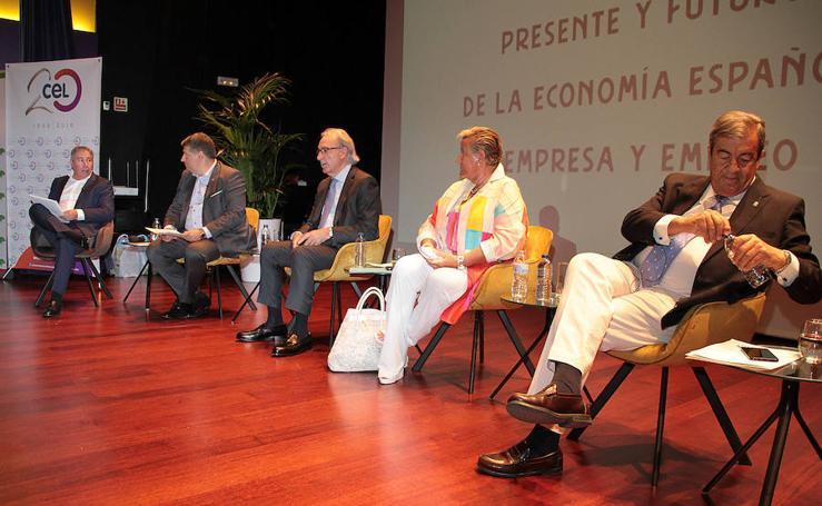 Mesa Redonda de Círculos de Oro del CEL sobre el futuro de la economía y el empleo en España